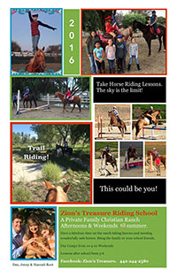Horse Boarding, Training & Trail Riding business for sale near Oceanside, CA