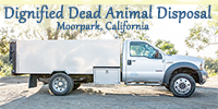 Dignified Dead Animal Disposal - Moorpark, California