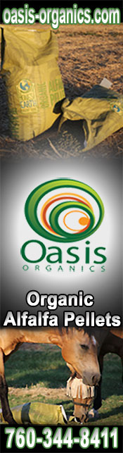 Oasis Organics ~ Quality Organic hays delivered in Southern California