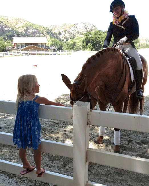 Golden West Riding Club is currently looking to add a qualified riding instructor to our team!